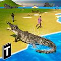 Crocodile Attack 2019 icon