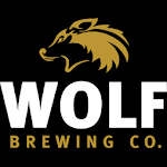 Logo for Wolf Brewing