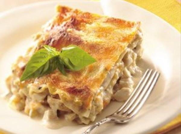 Chicken Lasagna Recipe