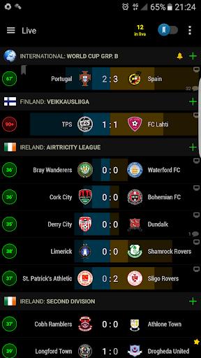 Live Scores Soccer Center  1