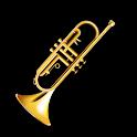 Virtual Trumpet Music icon