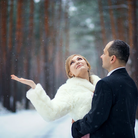 Wedding photographer Oksana Mala (omala). Photo of 11.02.2018