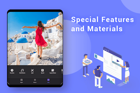Filmigo Video Maker Mod Apk (VIP) Photos with Music & Video Editor 4.8.7 9