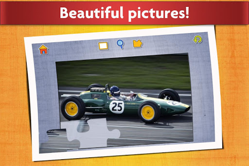 Sports Car Jigsaw Puzzles Game - Kids & Adults ud83cudfceufe0f apkpoly screenshots 5