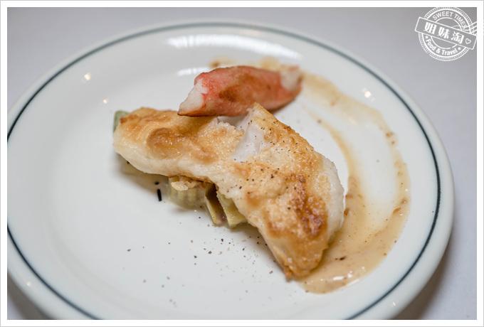 母堂鐵板燒西班牙鱈魚