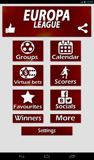 玩運動App|欧罗巴联赛免費|APP試玩