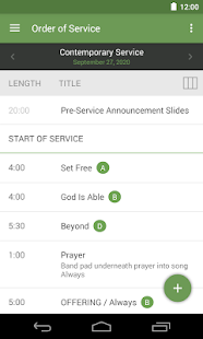 Planning center services apps on google play screenshot image freerunsca Images