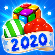 Candy Witch - Match 3 Puzzle Free Games‏
