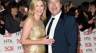 John Torode doesn't remember meeting Lisa Faulkner