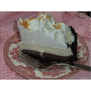 Double-Decker Chocolate Cream Pie