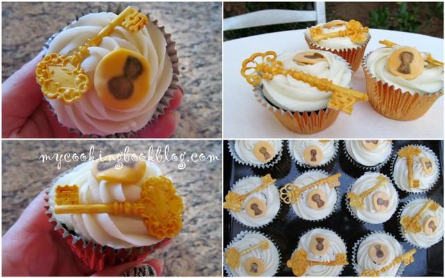 Кексчета (cupcakes) по Алиса в страната на чудесата
