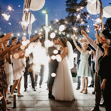 Wedding photographer Agnieszka Werecha-Osińska (tiamofoto). Photo of 13.08.2018
