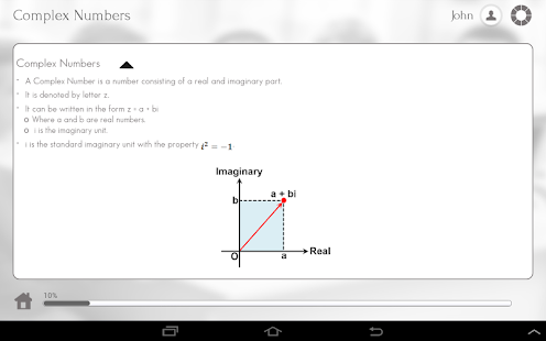 Learn Pre-Calculus - screenshot thumbnail
