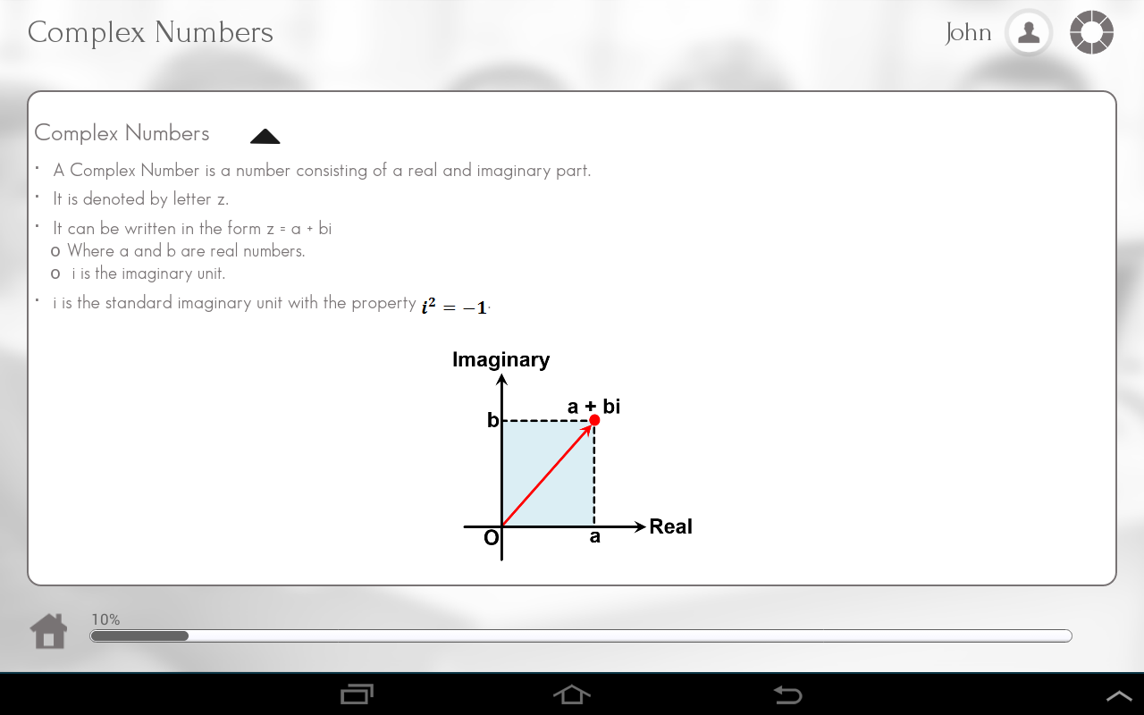 Learn Pre-Calculus - screenshot