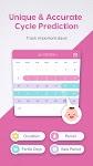 screenshot of Femometer - Fertility Tracker