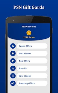 PSN Gift Cards - náhled