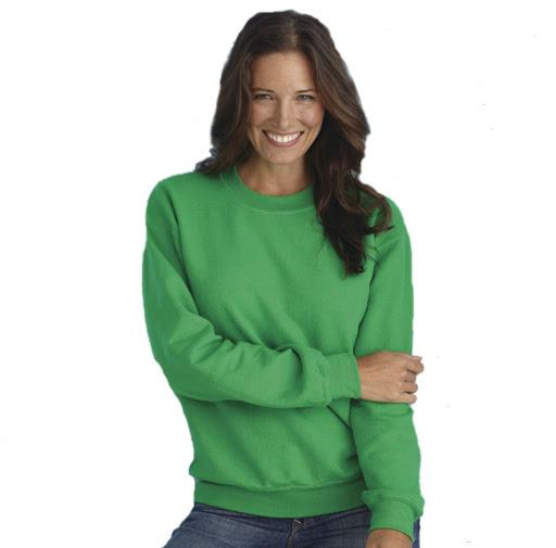 Gildan Heavy Blend Crewneck Sweatshirt - Irish Green