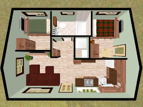 house plan design - screenshot thumbnail 04