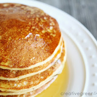{Recipe} Accidentally Gluten Free Protein Pancakes