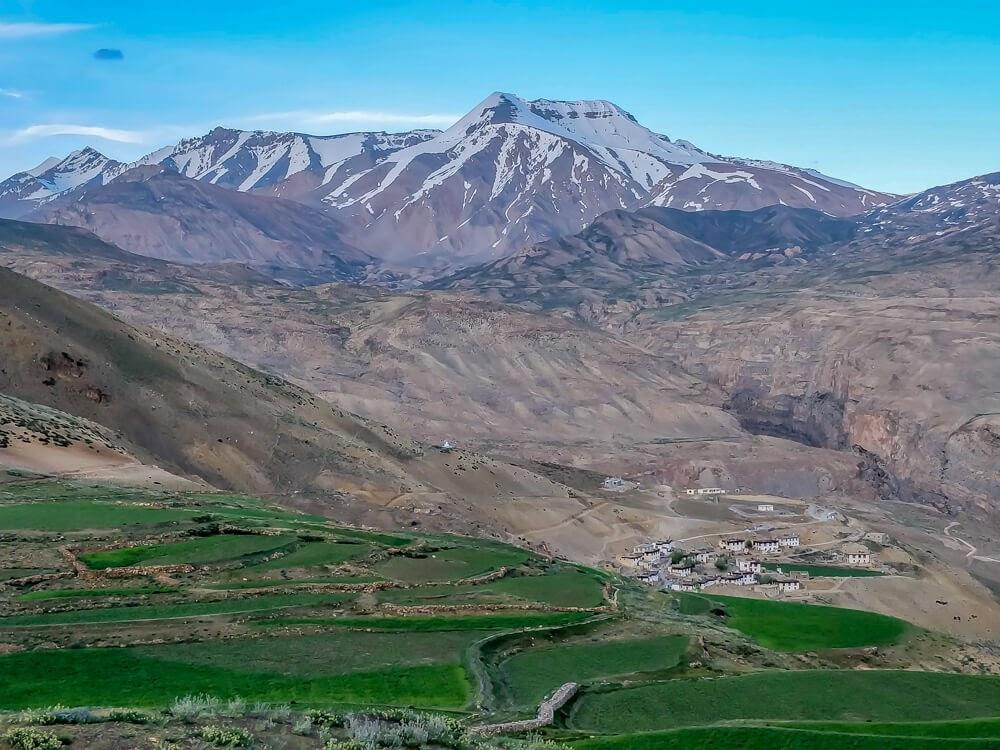 chicham+himalayan+peaks+Spiti+valley
