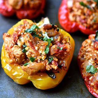 Smoked Stuffed Peppers Recipes