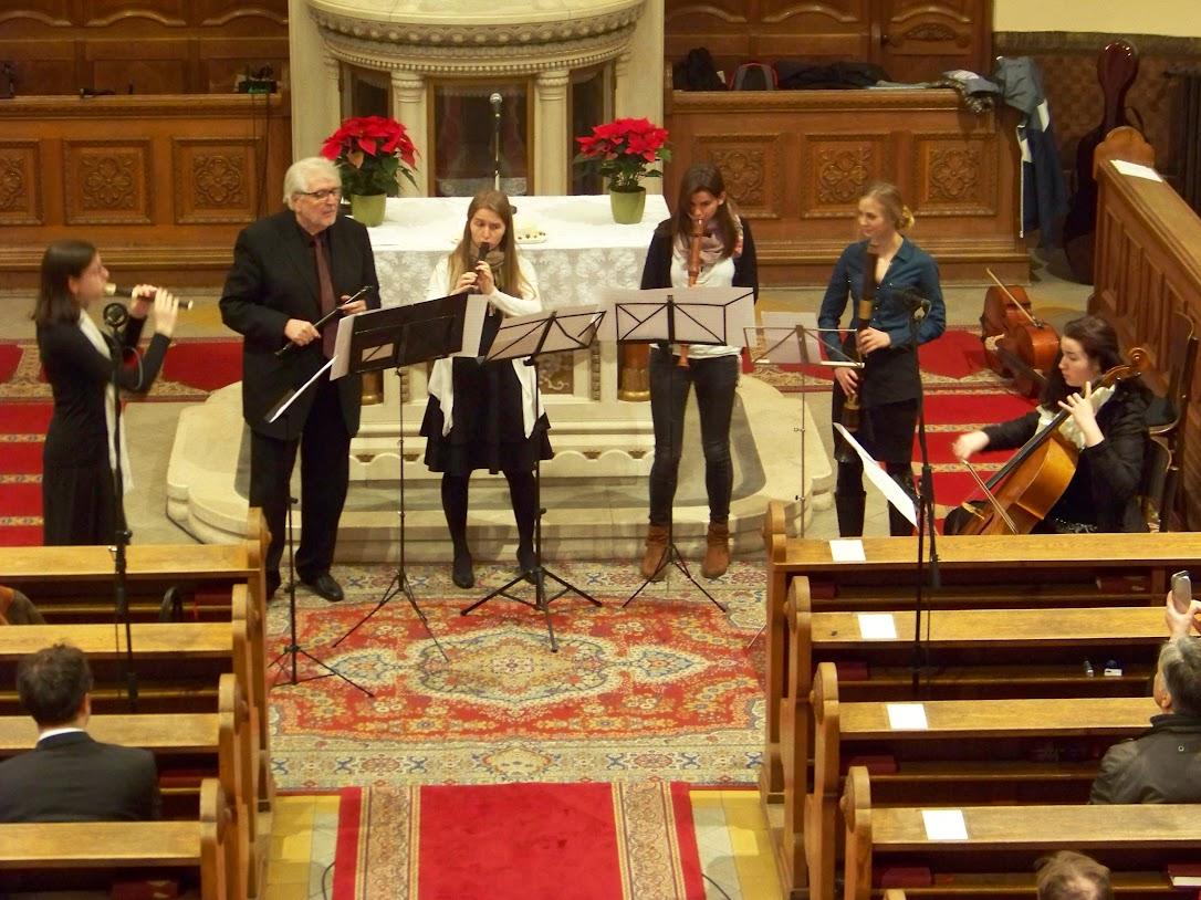 Jótékonysági koncert az orgona felújítására