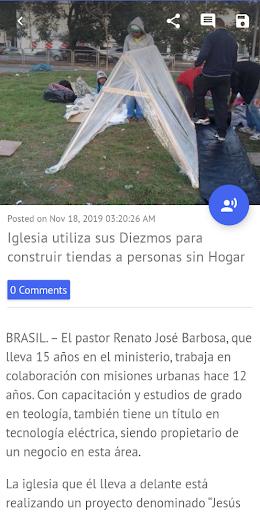 Noticias Cristianas - Cristianos Hoy Actualidad screenshot 4