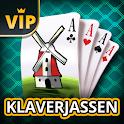 Klaverjassen by VIP Games - Free Offline Card Game icon