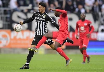 Officiel : Younes Delfi (Sporting de Charleroi) prêté en Croatie du côté du HNK Gorica
