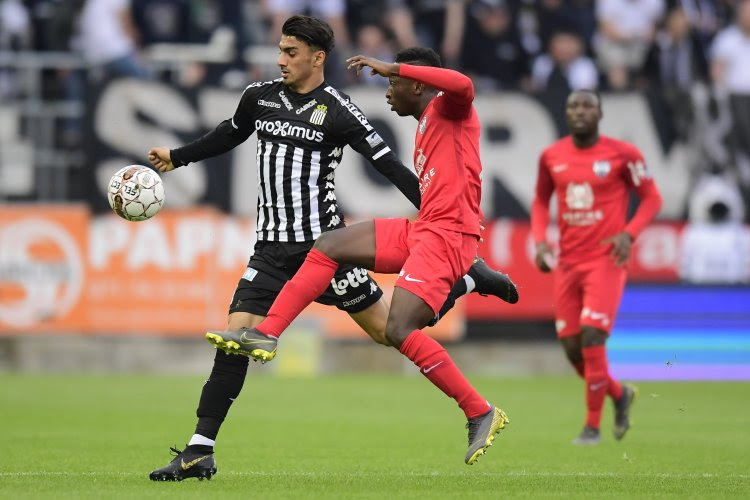 Charleroi leent jonge aanvaller uit aan Kroatische club