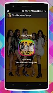 Fifth Harmony Songs - náhled