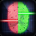 Lie Detector by Fingerprint. Prank! icon