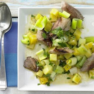 Turkey Rutabaga Stew