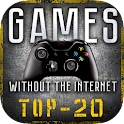 Games without internet top 20 icon