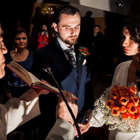 Wedding photographer Raul Santano (santano). Photo of 13.01.2018