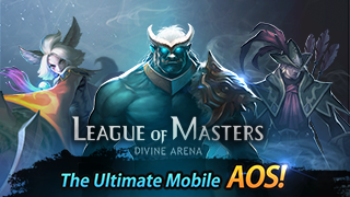 League of Masters : Legend PvP MOBA Battle Apk Download Free for PC, smart TV
