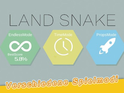 Land Snake.io Screenshot