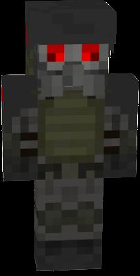 gas soldier nova skin