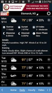 KFYR-TV Weather- screenshot thumbnail