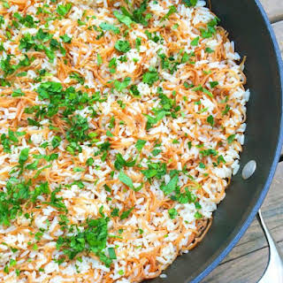 Lebanese Spiced Rice Recipes.