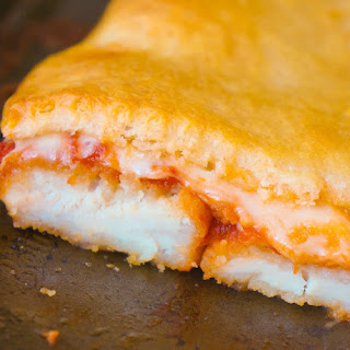 Chicken Parm Crescent Bake Recipe