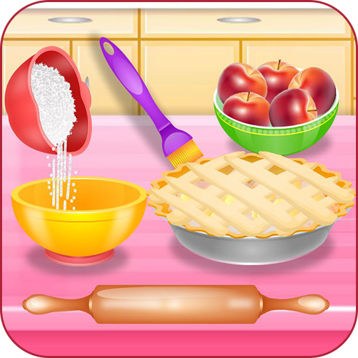 Cook american apple pie Icon