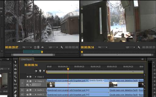 Training Premiere Pro CS6 & CC screenshot 4