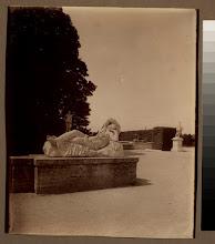 Photo: Versailles - LÕAriane couchee dite Cleopatre par Van Cleve