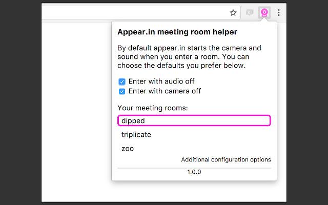 whereby.com/appear.in meeting room helper