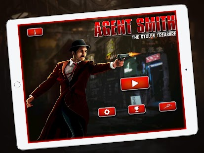 AgentSmith - TheStolenTreasure- screenshot thumbnail