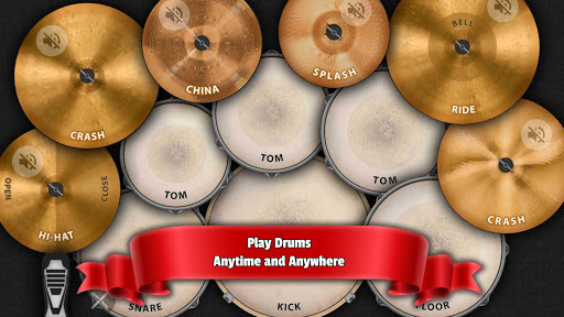 Drum King -  Ultimate Drum Simulator 0.8.27 screenshots 1
