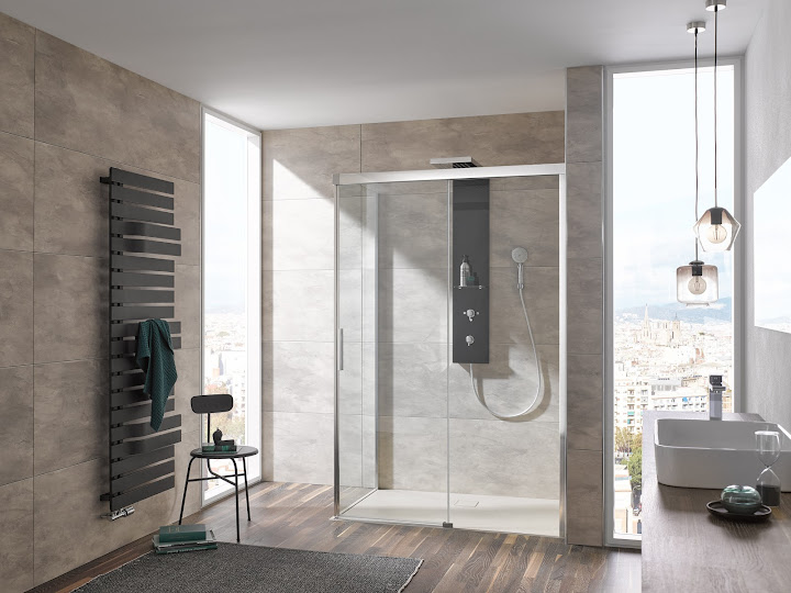 HSK erweitert beliebte Duschkabinenserie