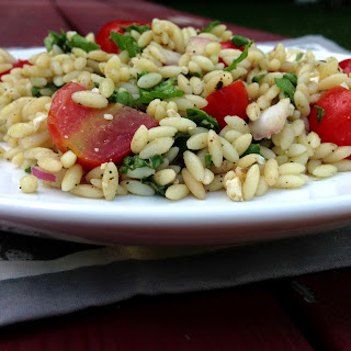 Low Fat Orzo Salad Recipes