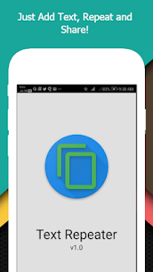 Download Text Repeater for WhatsApp – Unlimited App For Android 1